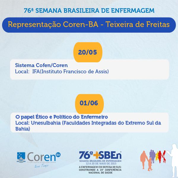 Representacao Teixeira de Freitas